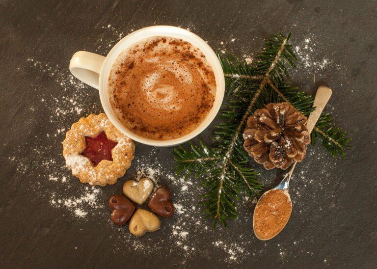 hot chocolate, cocoa, advent